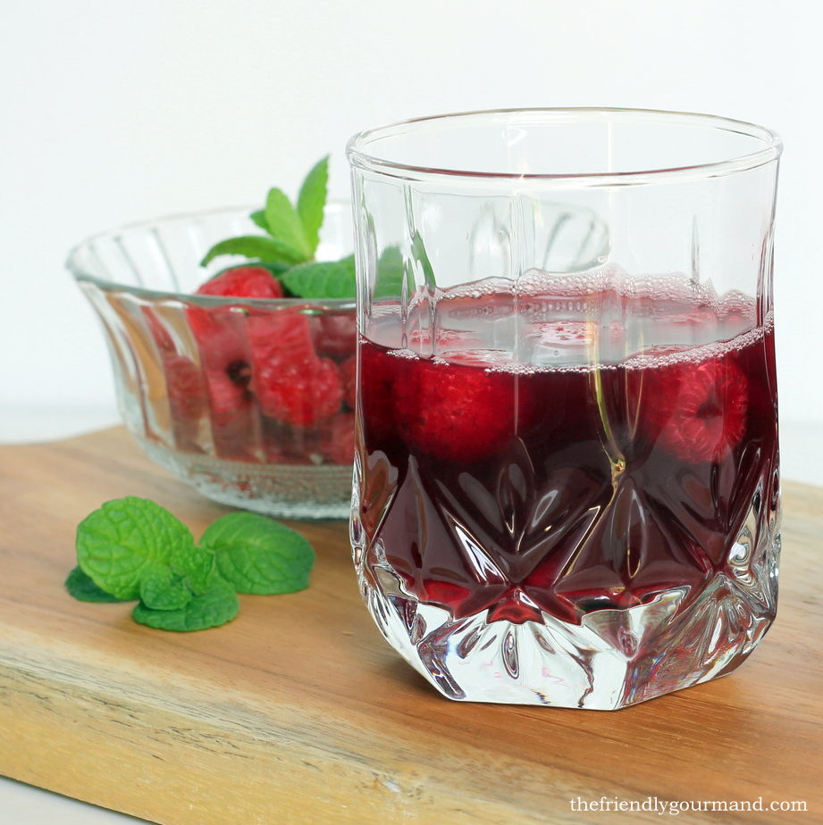 Mixed Berry Kompot