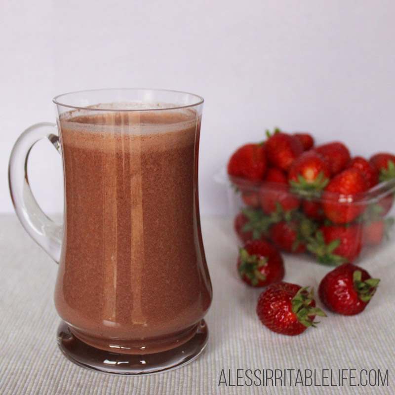 Strawberry Chocolate Milk