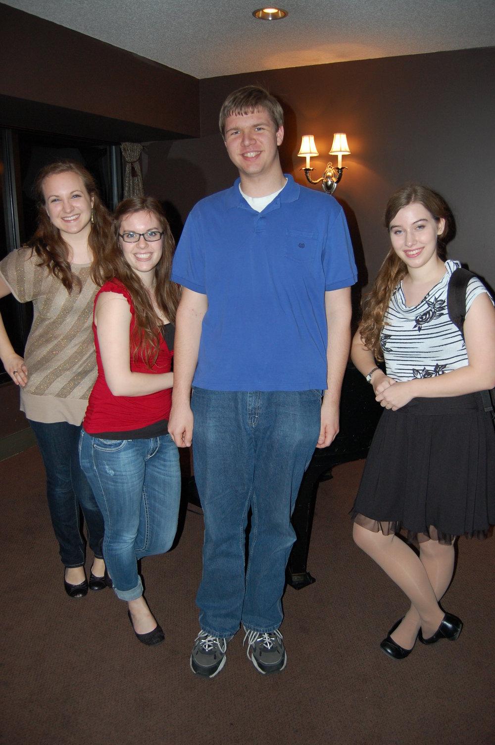 Caroline Held, Kaitlyn Walek, Jordan Beckers, Weltha Ondik(1).JPG