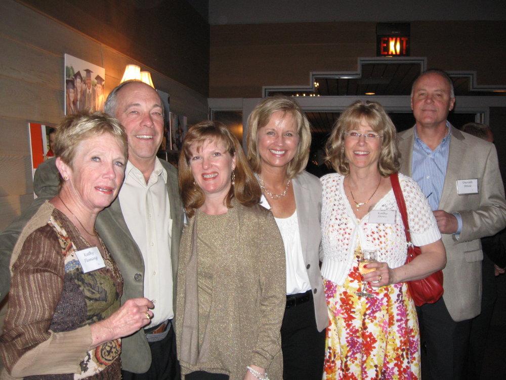 Kathy Fleming, Pat McFarlane, Lori Swanson, Cathy Storey, Kathy Stone, Darrell Stone.JPG