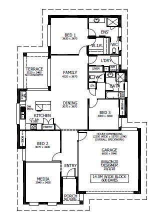 AVALON 20 - FROM $222,336