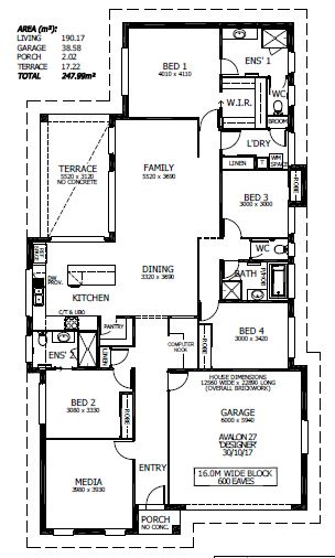 AVALON 27 - FROM $269,035