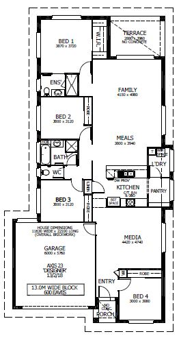 AXIS 23  - FROM $233,399