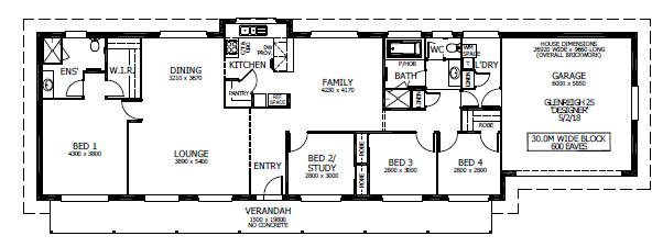 GLENREIGH 25 - FROM $240,253
