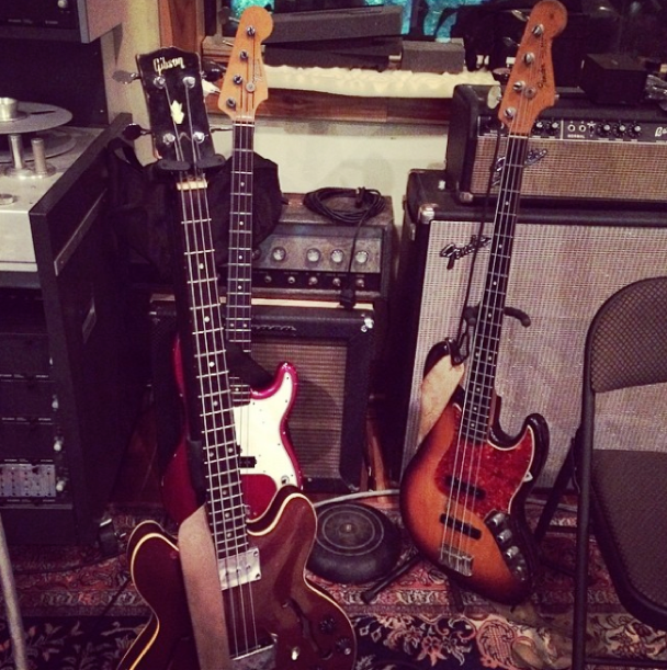 Fender 1965 Jazz (Right)