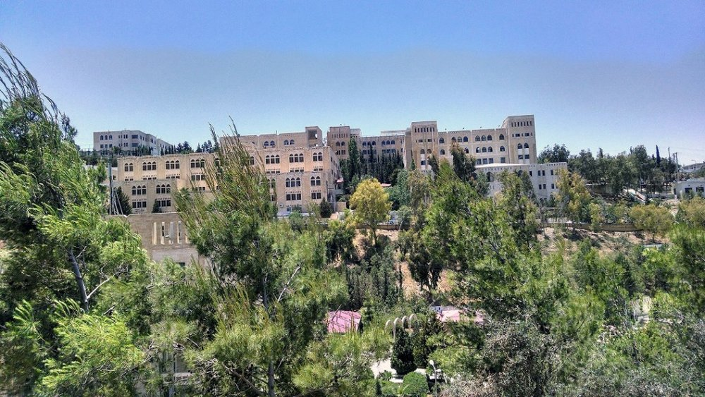 Philadelphia University, Jordan (Photo credit: Louis Yako, 2014)
