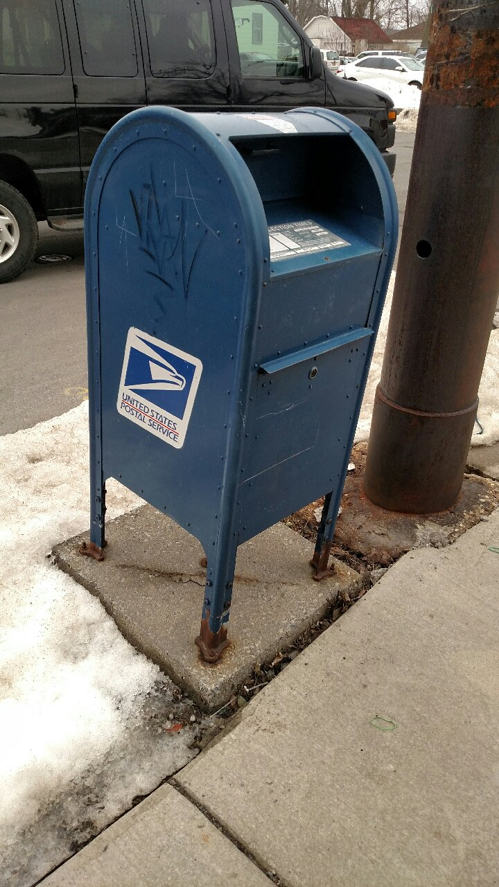 Even the most seemingly insignificant mail box can play a pivotal roll in bringing about change. Be heard today and write your elected officials!