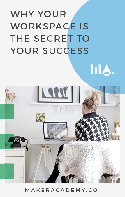 Your workspace is the secret to your success. Discover why the space you work in matters to your business success and discover the hacks you need improve your surroundings. Click to read
