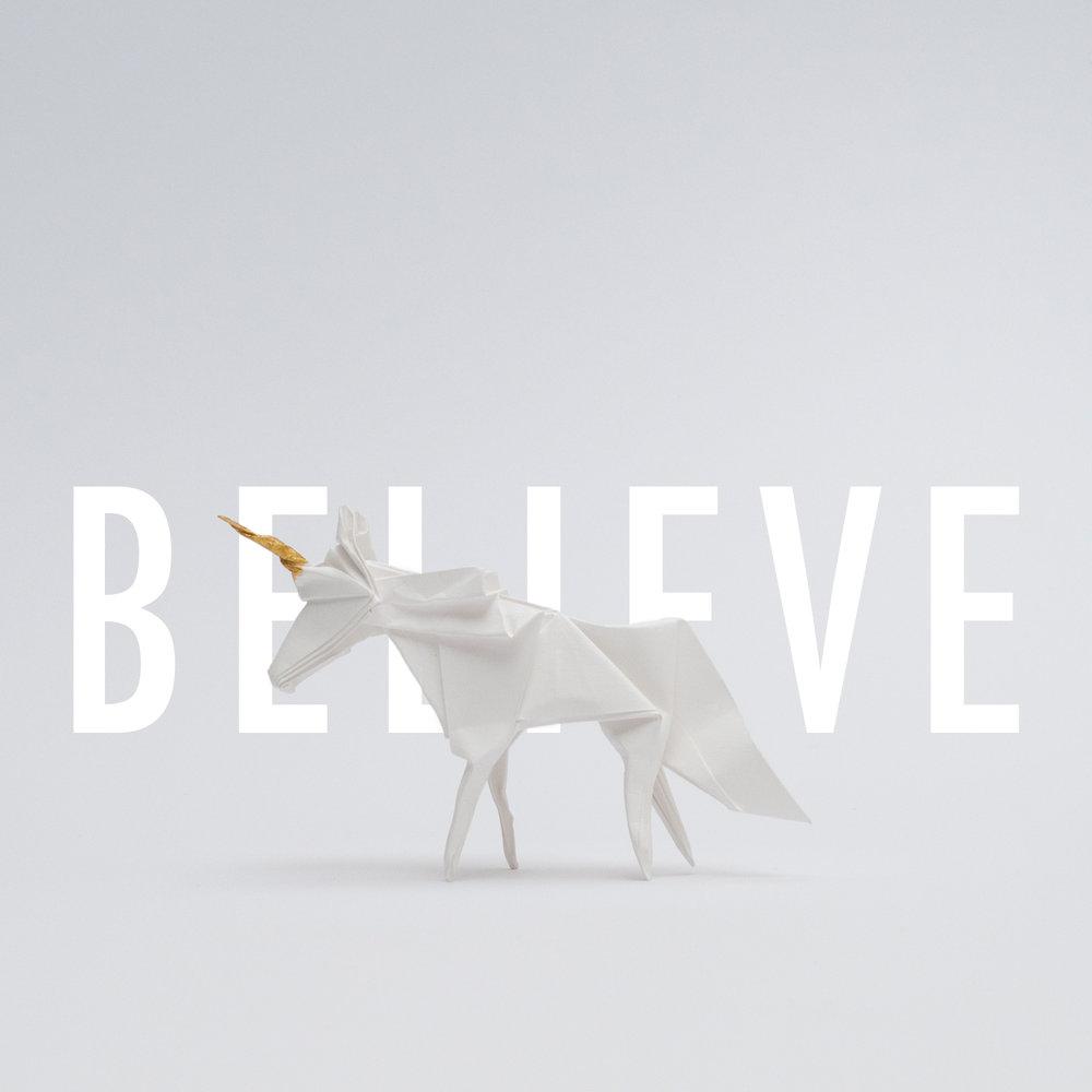 Ross Symons believe unicorn