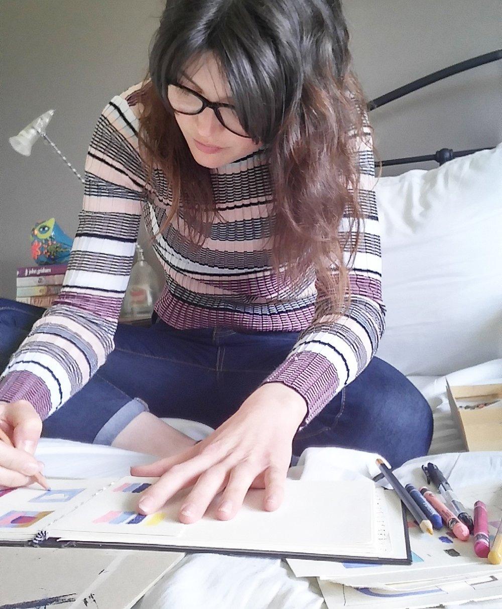 Melanie Roach Creative Routines