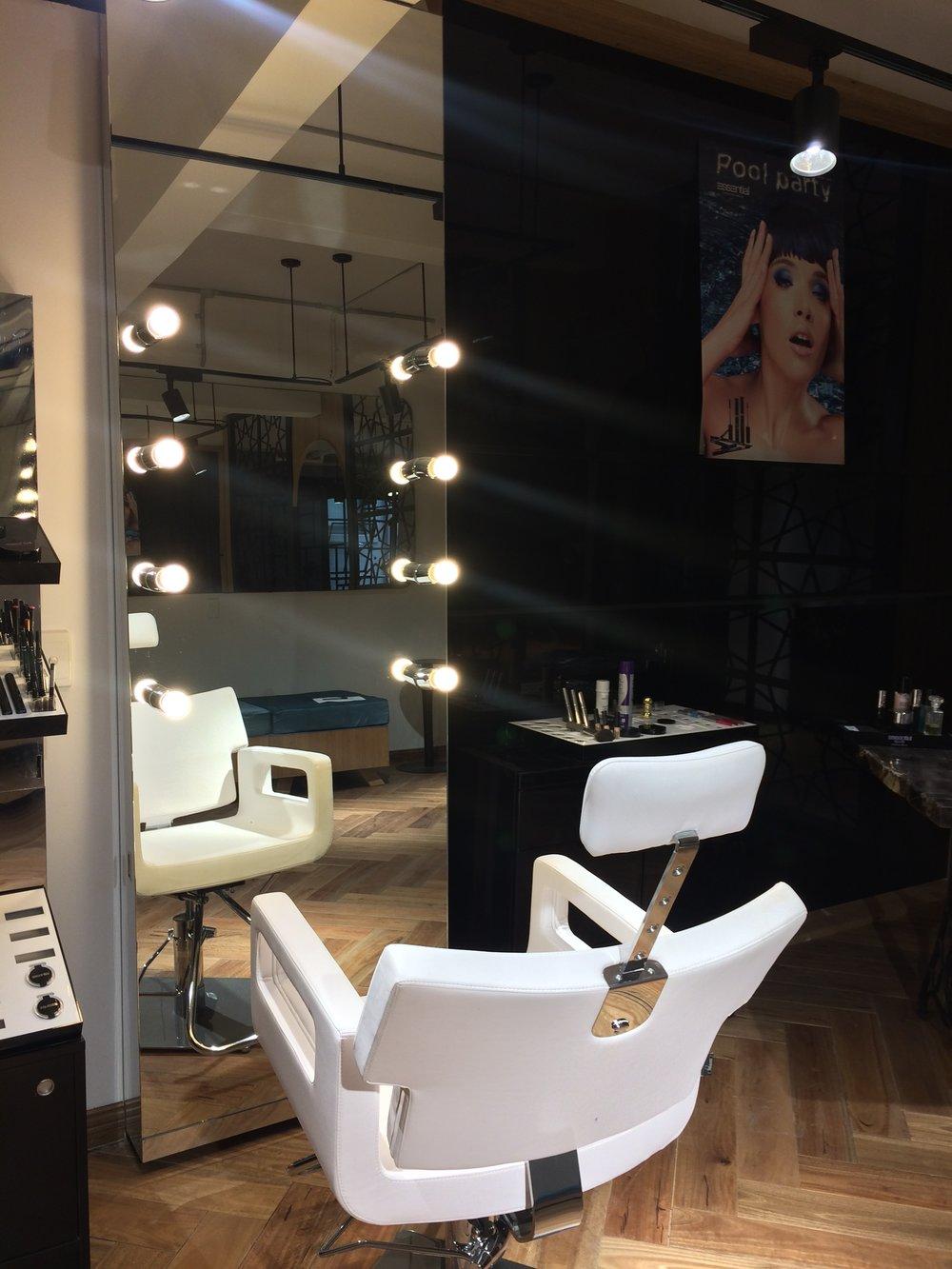 Melbourne makeup studio
