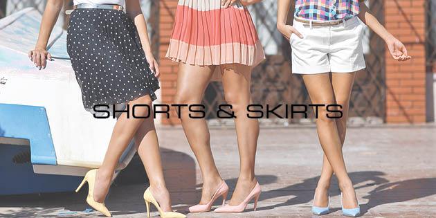 Shorts & Skirts - Womens.jpg