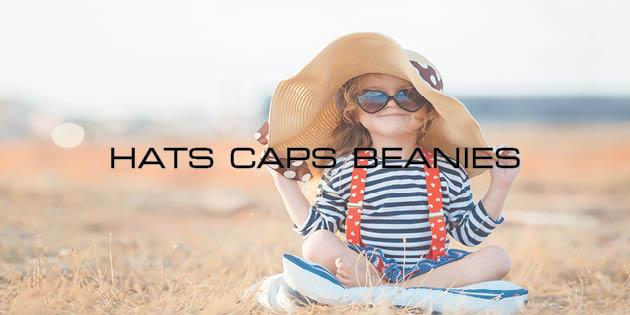Hats Caps Beanies - kids.jpg