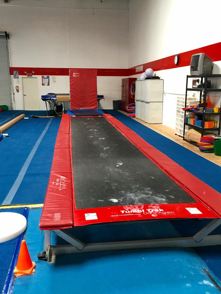 Main Gym - TumbleTrak