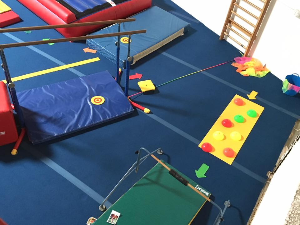Mini Gym - Main Floor