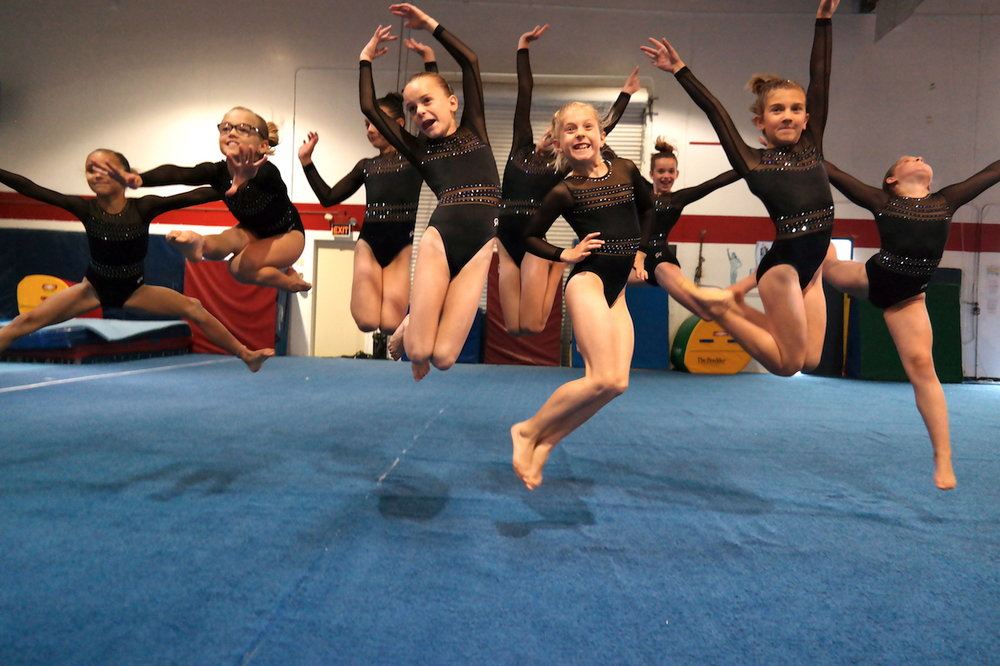 Welcome to  Gymtowne Gymnastics Coastside!