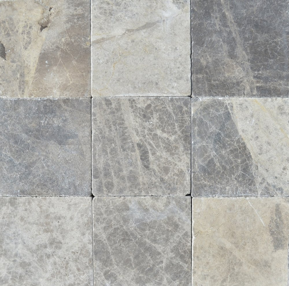 Tumbled Marble Astoria Gray