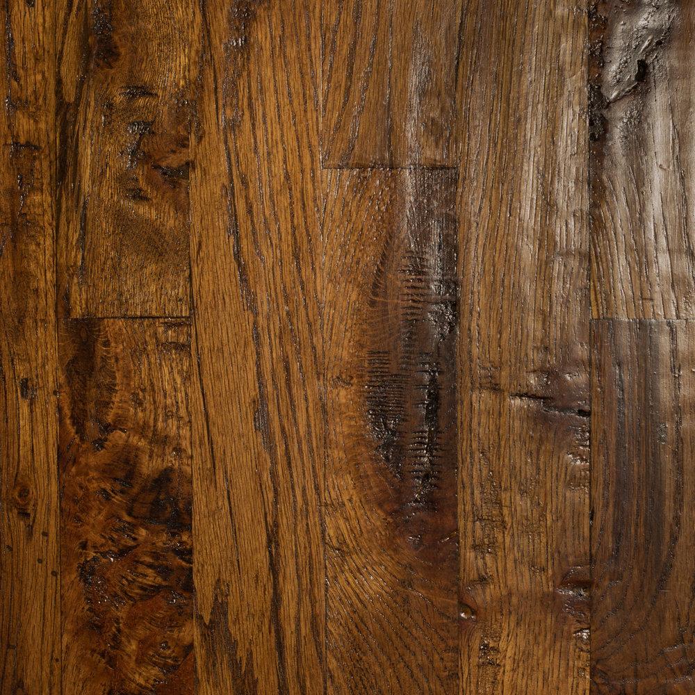 Red Oak #3 Dark Walnut