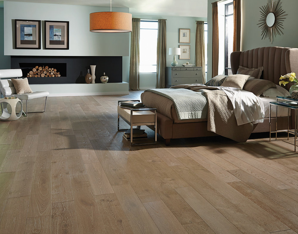 Castillian Engineered Oak Greystone