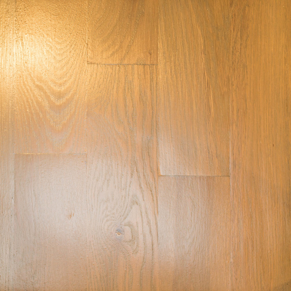 White Oak 4 #2 Medium Brown/Country White Dura Clear