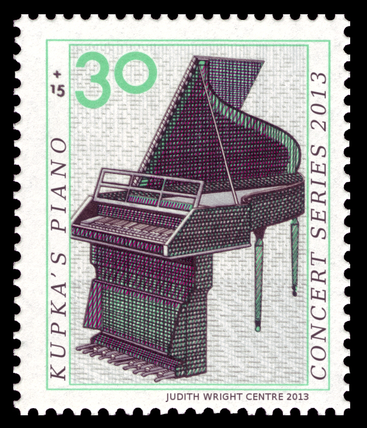 Where in the world is Kupka's Piano?