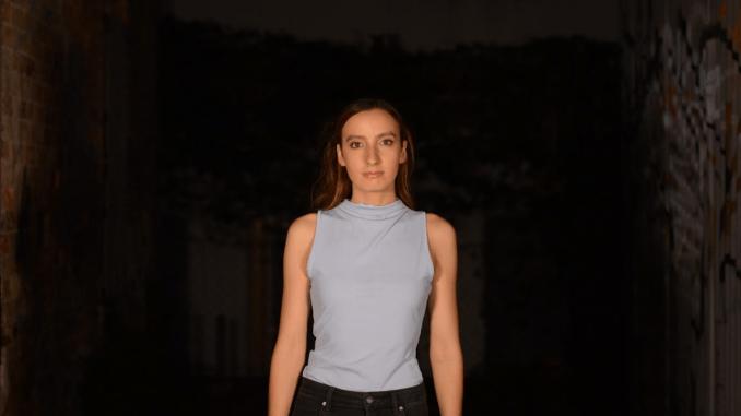 Sydney-based Australian composer Sarah Thompson.