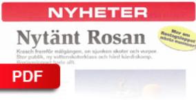 """VI BÅTÄGARE - 2009    """"Vinnare Roslagsloppet 2009"""""""