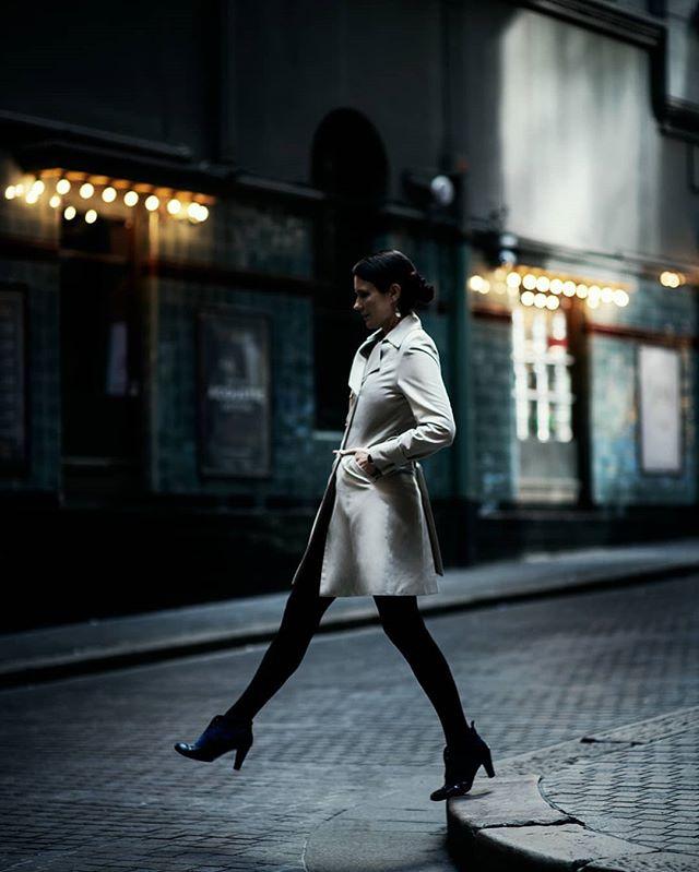 Model: Joanne Griffin