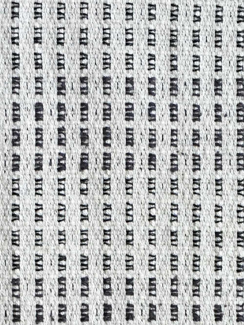 Woven Structure – Black/white #2