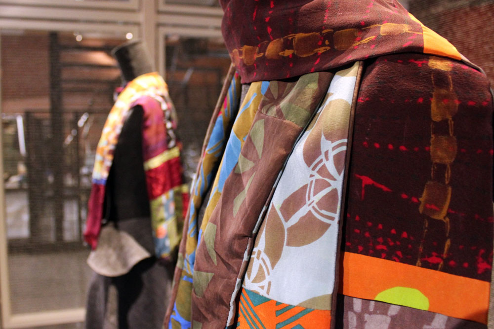 Exhibition: Textile Patterns at Museum TwentseWelle (2015)