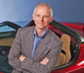 Marc Tarpenning, co-founder, Tesla
