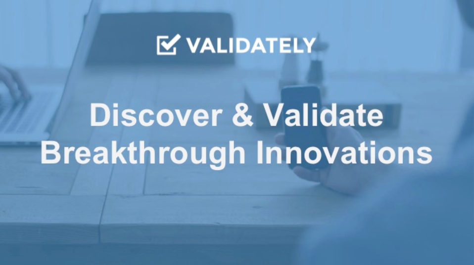Steven Cohn: Discover & Validate Breakthrough Innovation
