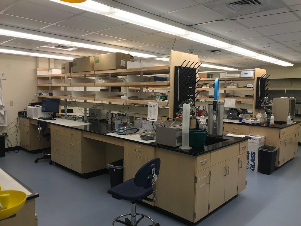 Main Lab - Sackler Sciences S101