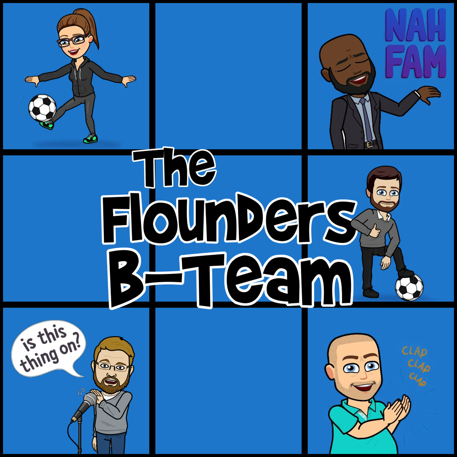 Flounders B-Team