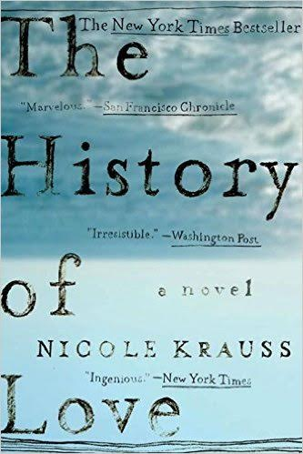 The History Of Love—Nicole Krauss