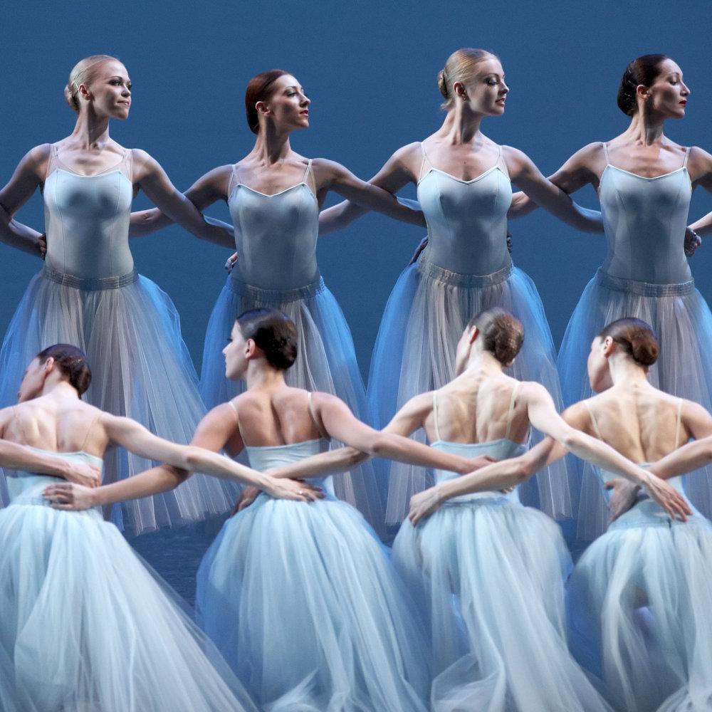 Где посмотреть балет? -