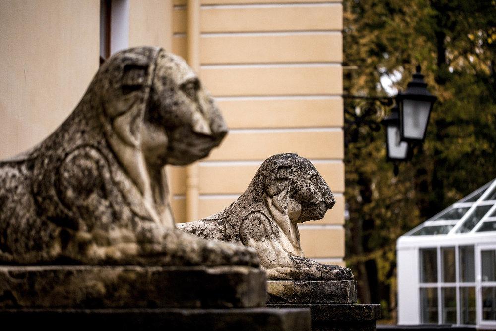 Павловск. Павловский дворец