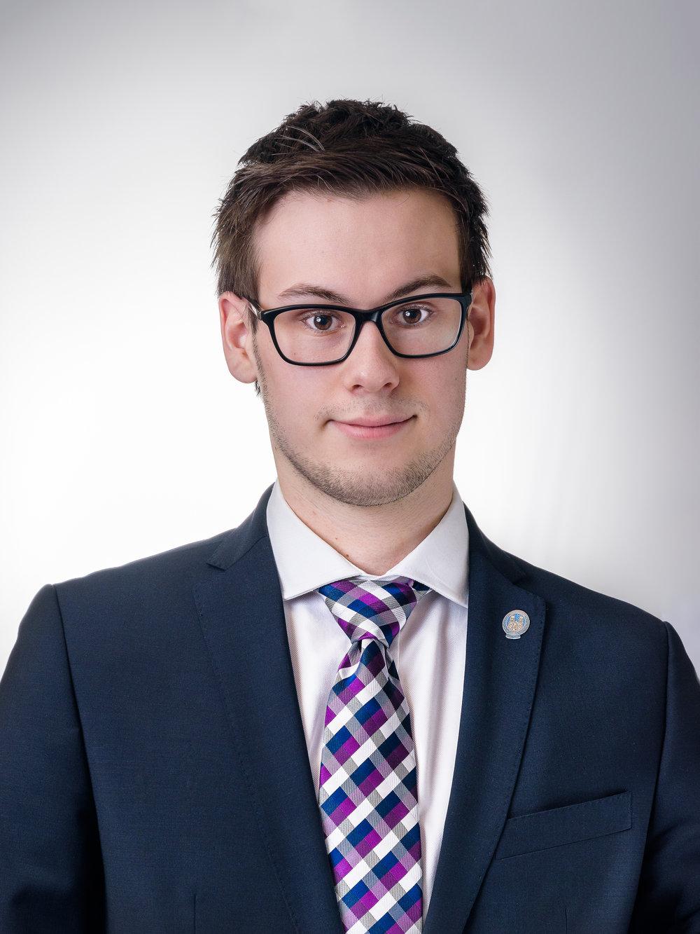 Johannas Gaechter - President