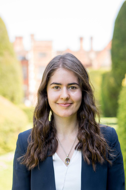 Amy Malkani - Social Secretary