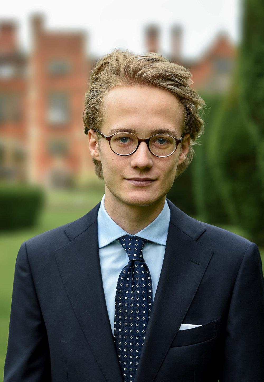 Miro Plückebaum - President
