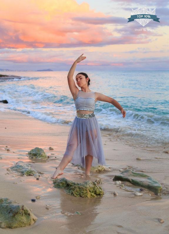 Dancer - Nimitz Beach