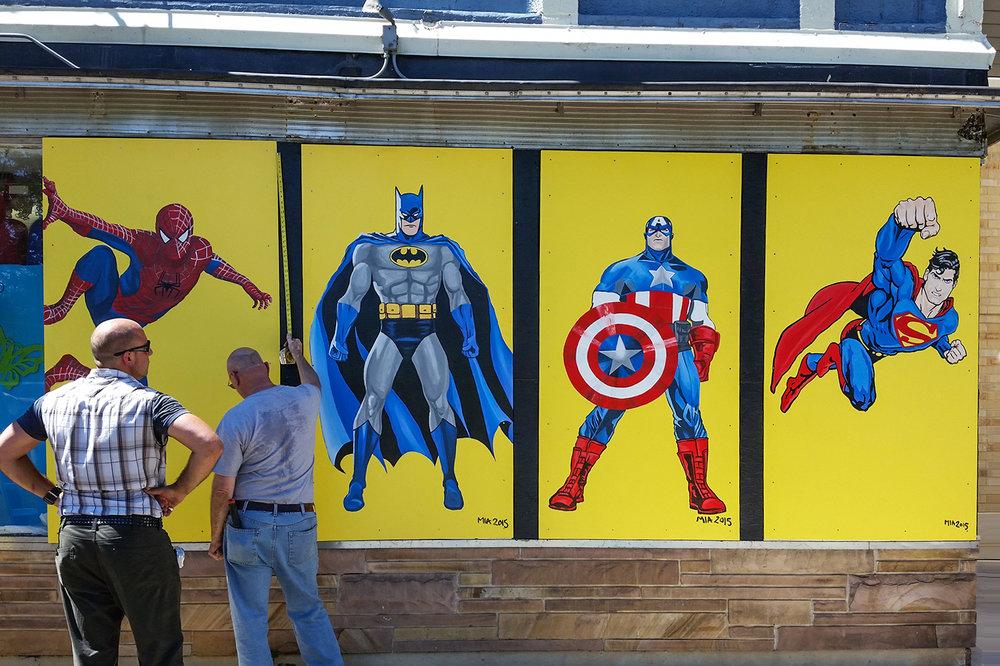 installation of superheros.jpg