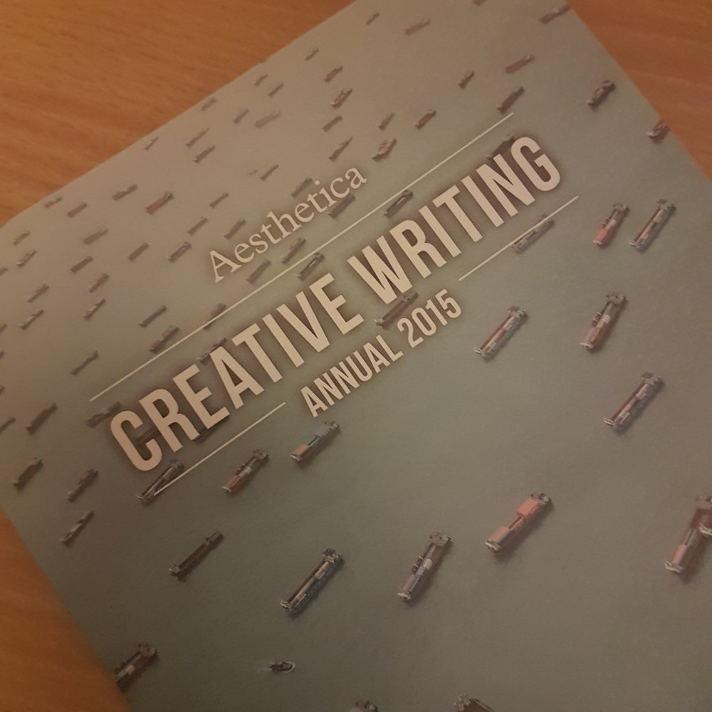 aesthetica creative writing annual 2015