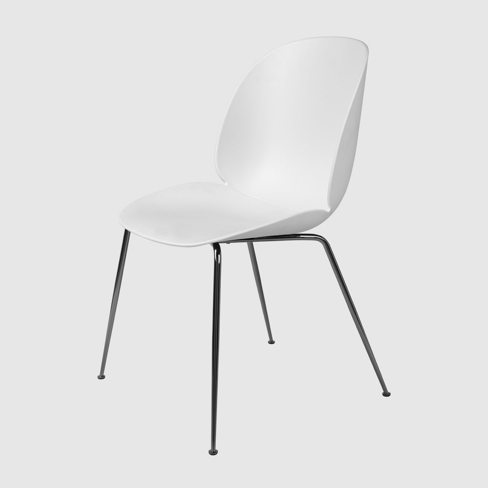 Beetle_DiningChair_Conic_Unupholstered_BlackChrome_White_Front.jpg