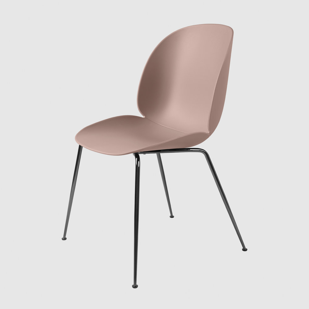 Beetle_DiningChair_Conic_Unupholstered_BlackChrome_SweetPink_Front.jpg