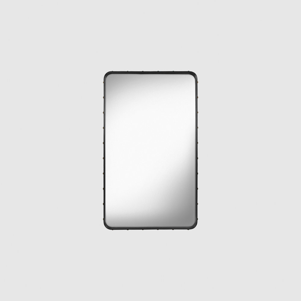 Adnet Wall Mirror Rectangular