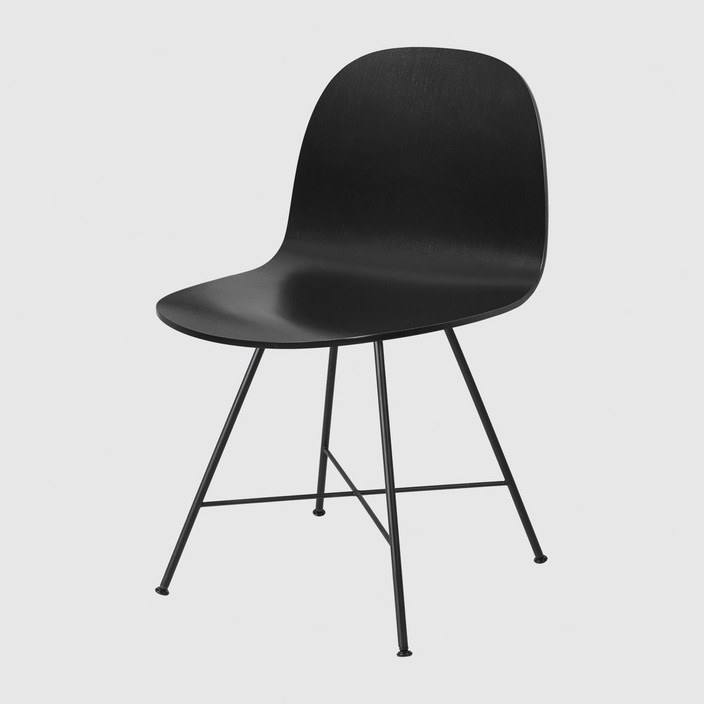 Gubi 2D Dining Chair