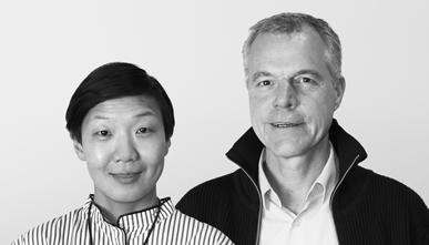 Vera Li & Sven Møller Sales Agent - Home & Contract -Russia T:+7 925 502 57 91 russia@gubi.com