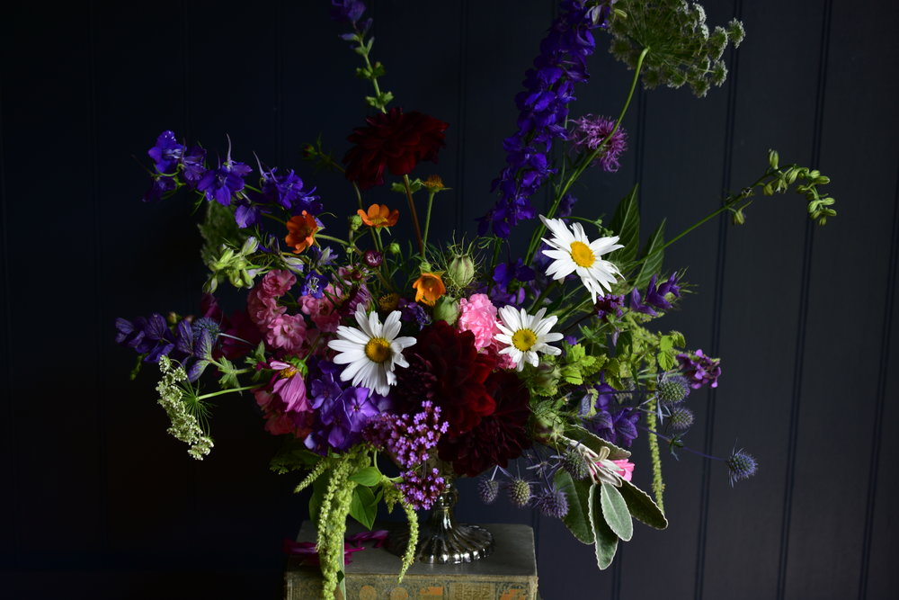 summer table centre