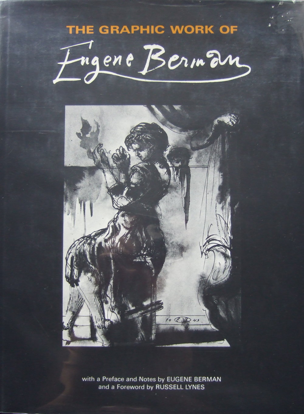 The Graphic Work of Eugene Berman
